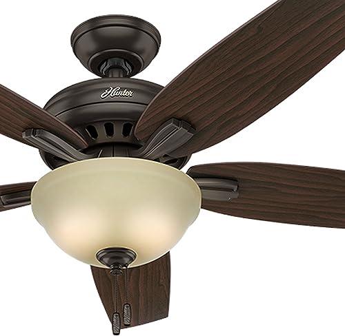Hunter Fan 52in Premier Bronze Ceiling Fan