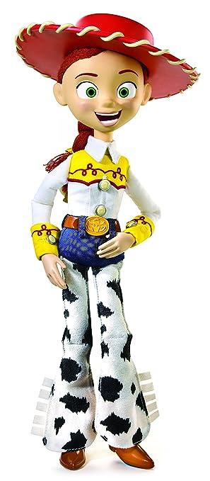 Amazon.es  Toy Story Disney Muñeca electrónica Jessie (Mattel T0516 ... 62078b39481