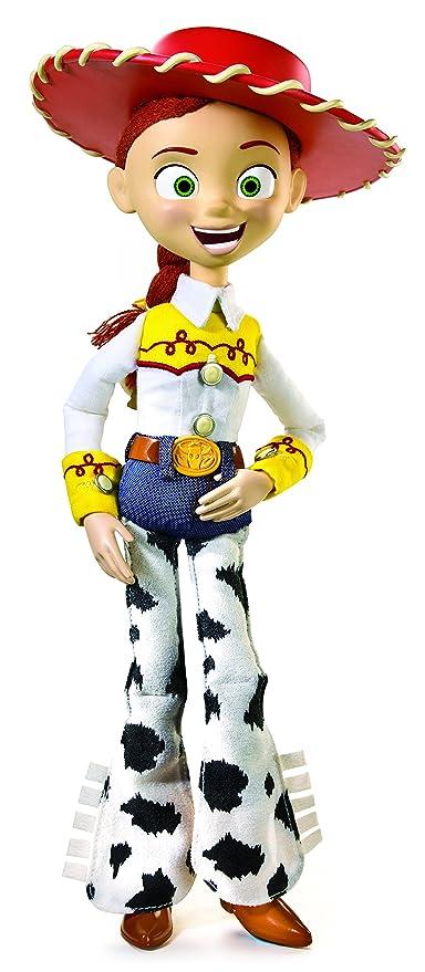 177c02822b092 Amazon.es  Toy Story Disney Muñeca electrónica Jessie (Mattel T0516 ...