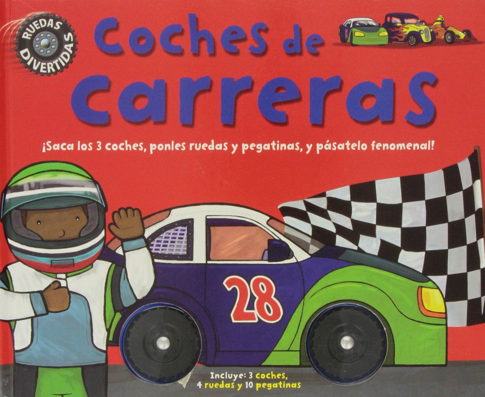 Coches de carreras (Spanish) Hardcover