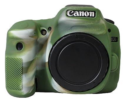 Gel de silicona de protección de goma suave bolsa de la cámara ...