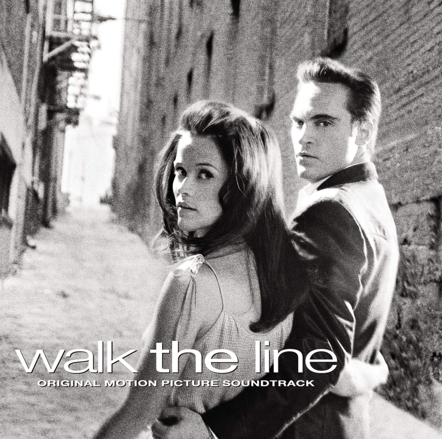 Joaquin Phoenix Reese Witherspoon Original Soundtrack Walk The Line Original Motion Picture Soundtrack Music