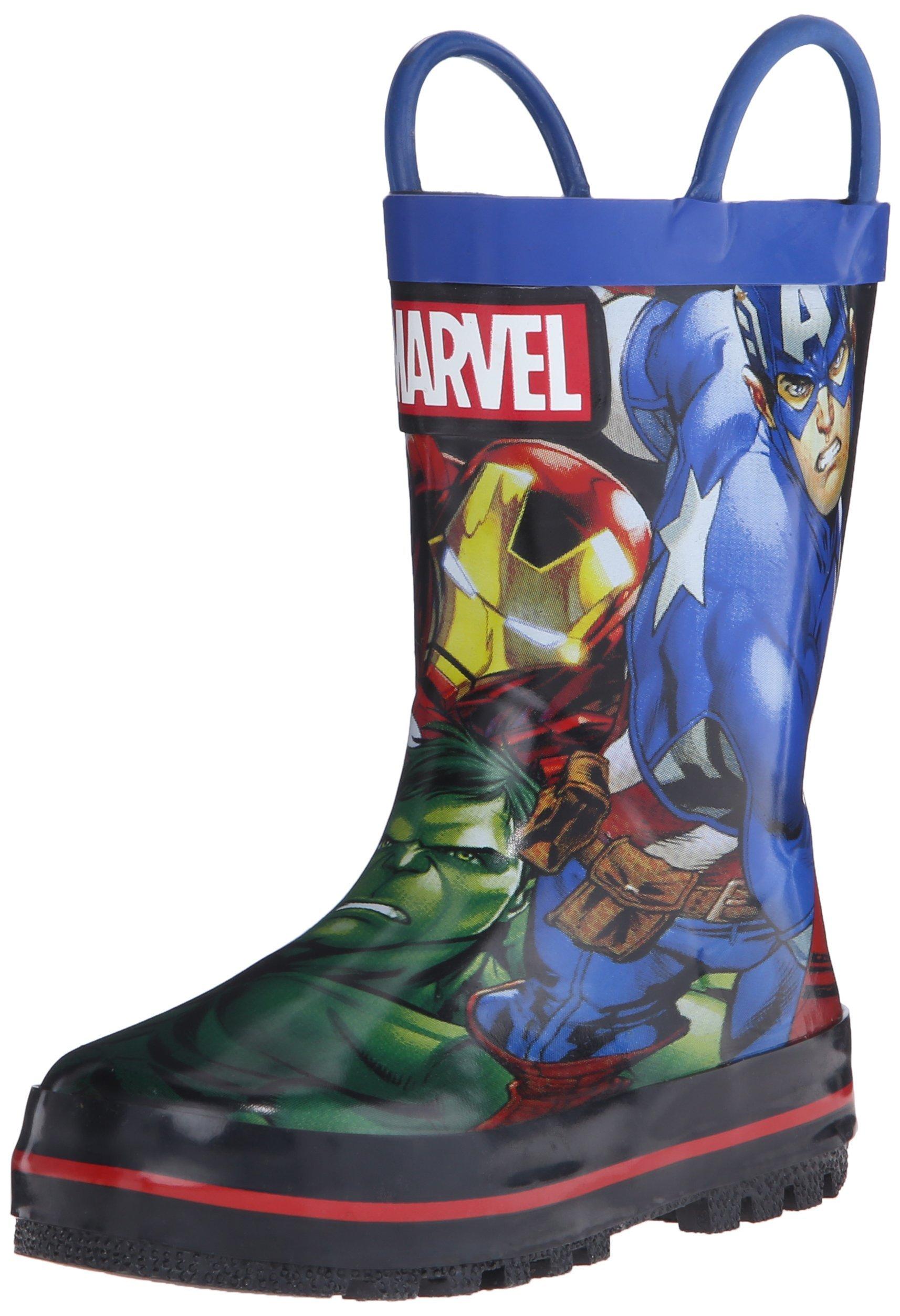 Marvel Boys Rain Boots Toddler/Little Kid, Multi