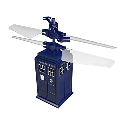 Dr Who Remote Control Flying Tardis: Toys & Games