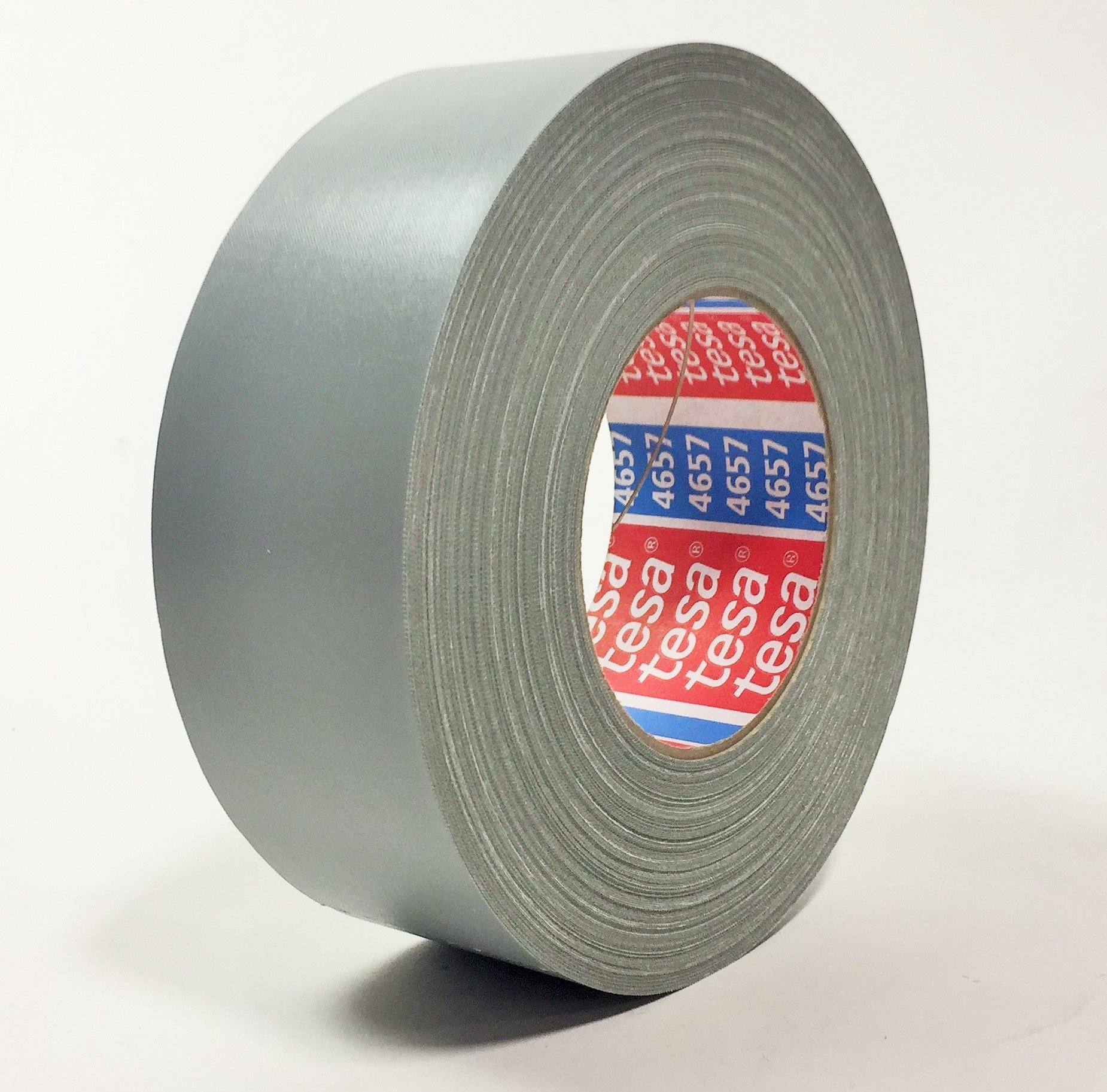 Tesa 4657 Temperature Resistant, Acrylic Coated, Cloth Tape - 1 Roll - 2 inch X 55YD
