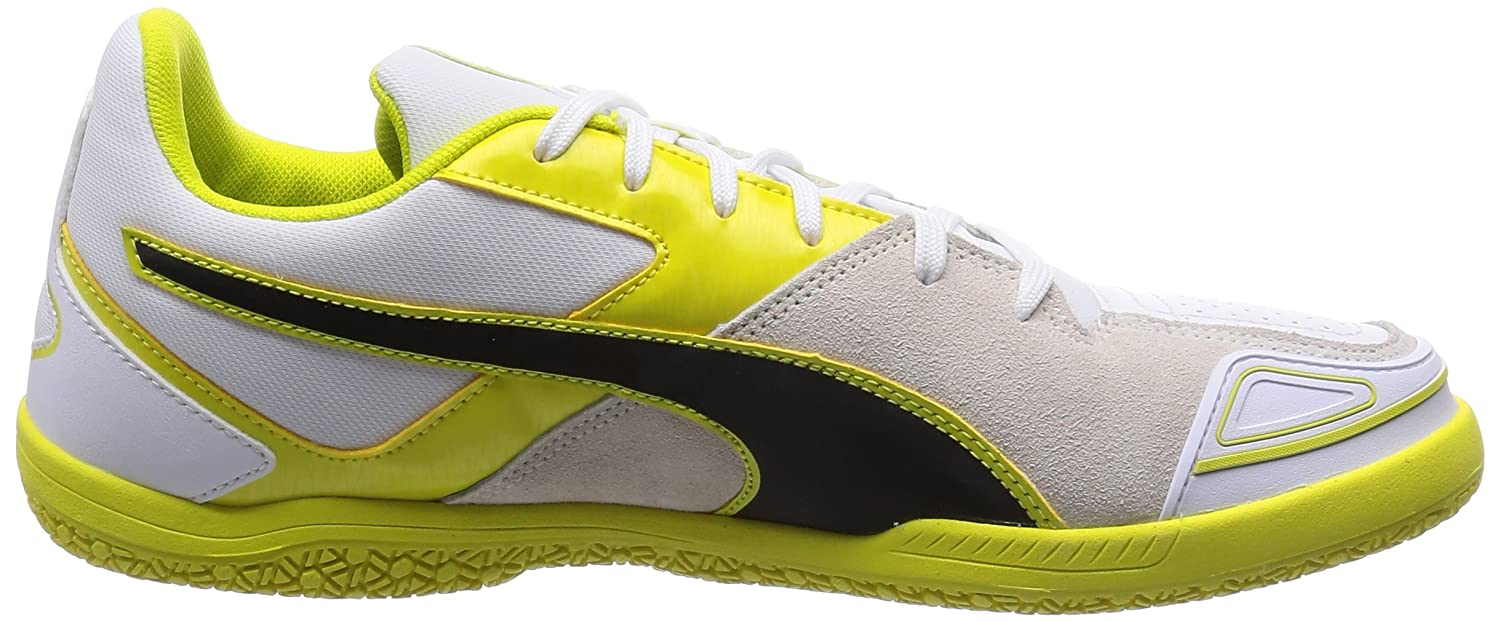 Amazon.com | PUMA Invicto Sala Mens Leather Futsal Soccer Sneakers/Boots | Soccer