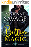 Bitten by Magic (Agents of SAINT Book 1)