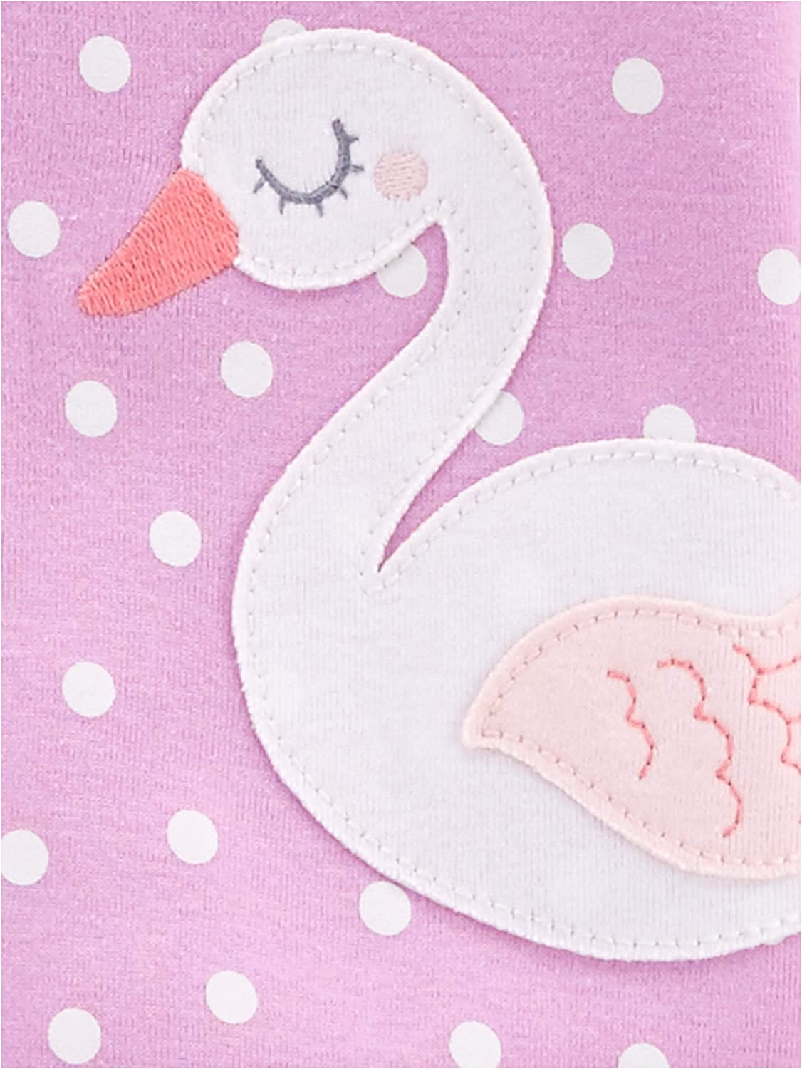 Simple Joys by Carters Confezione da 3 pigiami in cotone con piedini