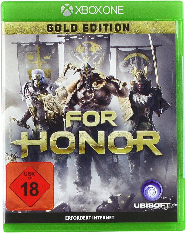 For Honor - Gold Edition - Xbox One [Importación alemana]: Amazon ...
