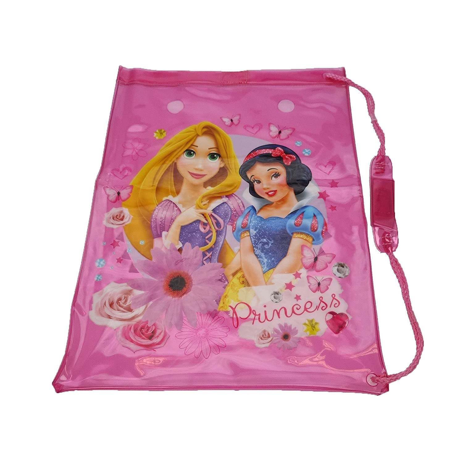 Disney Princess Kid's Sports Bag, Pink DPRIN002018
