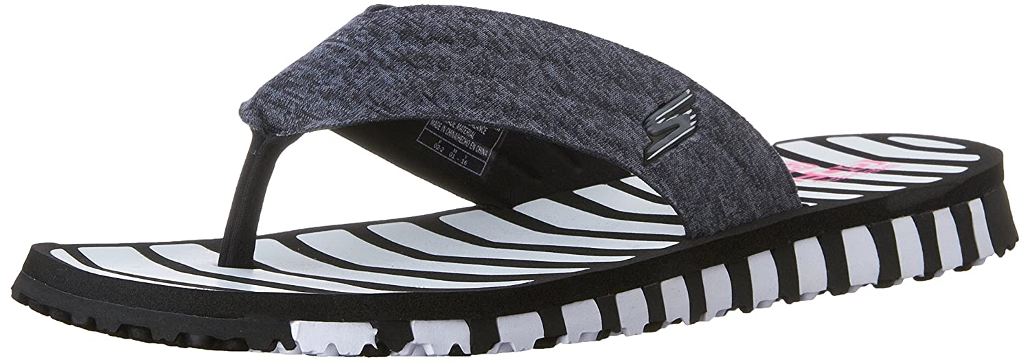 93ed972393bb Skechers Performance Womens Go Flex-Vitality Flip Flop