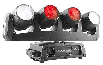 Intimidator Wave 360 IRC LED Sistema de cabezas móviles ...