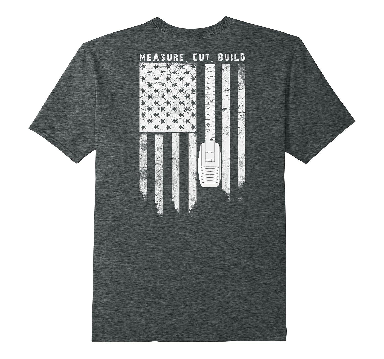 Carpenter Tee Shirt and Woodworking T-Shirt-Vaci