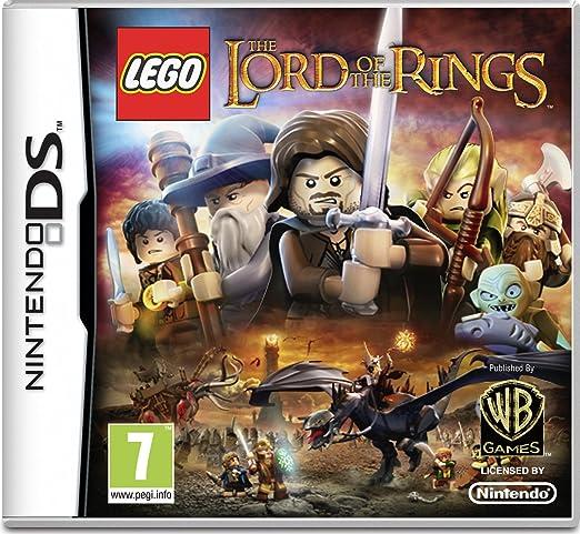 Lego Lord of the Rings (Nintendo DS) [Importación inglesa]: Amazon ...