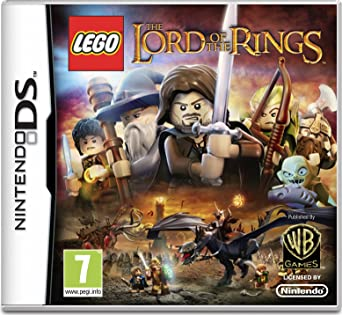 lego lord of the rings nds rom