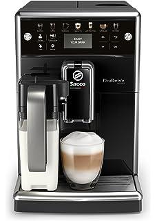 Siemens TQ505R09 Cafetera espresso superautomática, EQ.500, Negro, 1500 W, 1.7 litros, Plástico: Amazon.es: Hogar