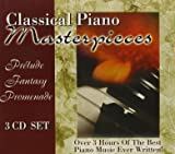 Classical Piano Masterpieces/ Various
