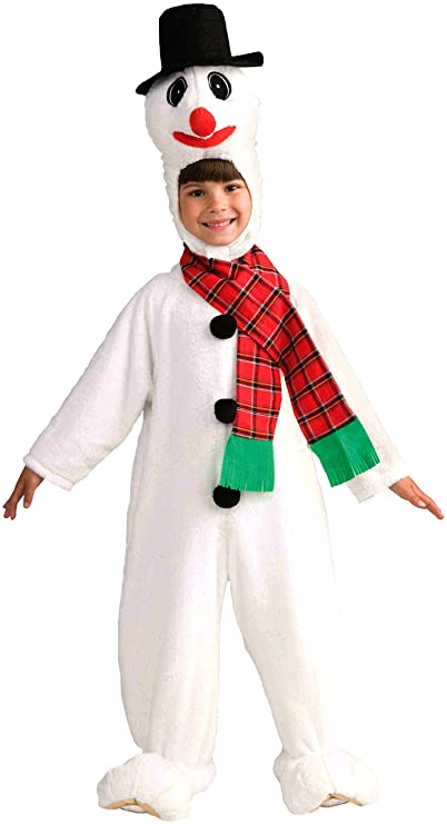 Forum Novelties Toddler Snowman Mascot Costume