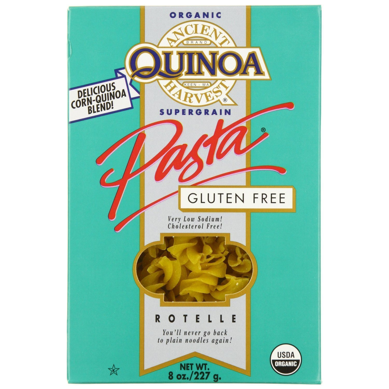 Ancient Harvest Quinoa Wheat Free Rotelle (6x8 oz.)