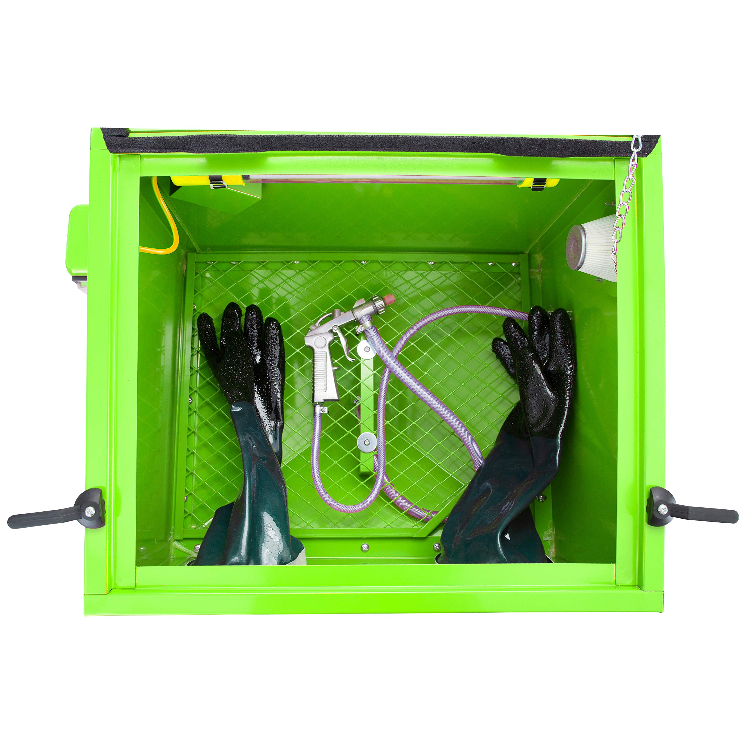 OEMTOOLS 24815 Bench Top Abrasive Blast Cabinet by OEMTOOLS (Image #2)
