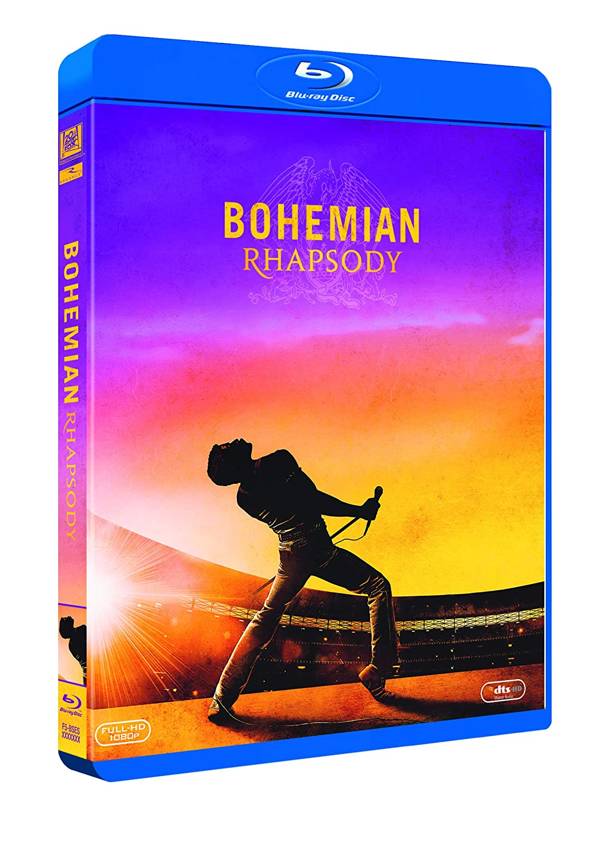 Bohemian Rhapsody Blu Ray