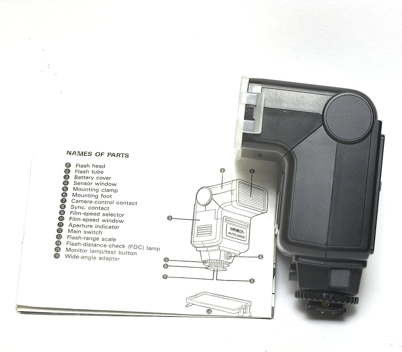 MINOLTA x220 electronic flash