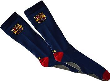 e4f6f7b1267cb Calcetines antideslizantes Barca - Colección oficial FC Barcelona - Talla  de Niño