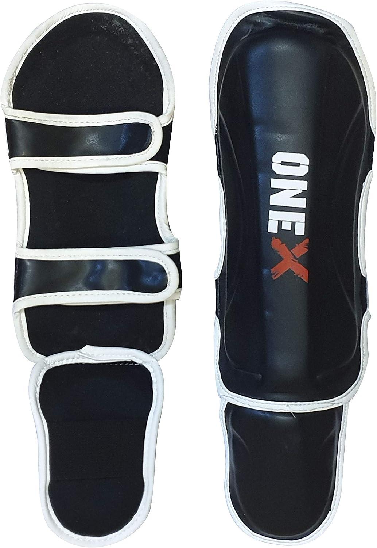 1x Kickboxing Shin Guards MMA Leg Pads Protective Shin Gear MMA Shin Instep Foam Pad Support Kids Shin Pad Instep Boxing Leg Guards Training protector Muay Thai Martial Arts karate