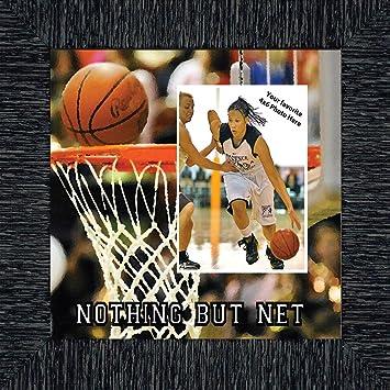 Amazon.com: Baloncesto marco de imagen, gran equipo Ideas de ...