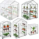 Jago Serra giardino fiori piante serra da giardino ca. 101/50,5/99,5 cm
