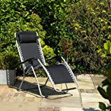 Gravity Garden Reclining Sun Chair Lounger- FSGC