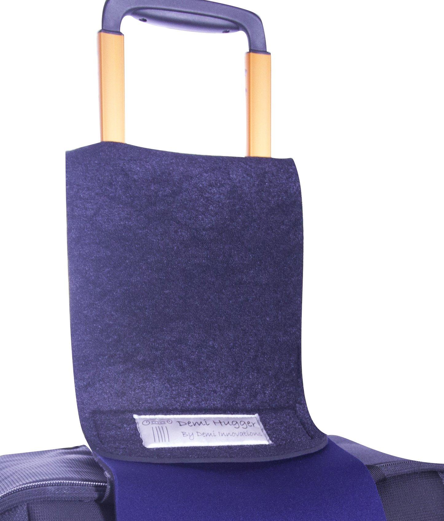 Demi Hugger Luggage Strap Makes Travel Easier