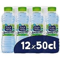 Font Vella Sensación Agua Mineral sabor manzana