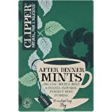 Clipper Organic After Dinner Mints and Fennel 20 Tea Bags, 38g