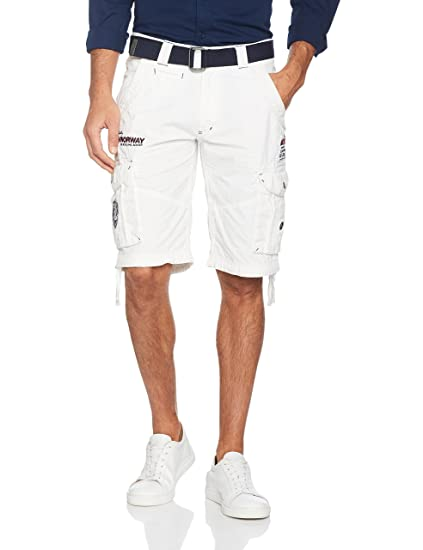 fb2ffd9d4051 Geographical Norway Poudre Men Assort B Sport Shorts  Amazon.co.uk ...