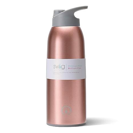 Amazon.com: Swig Life Botella de viaje de boca ancha con ...