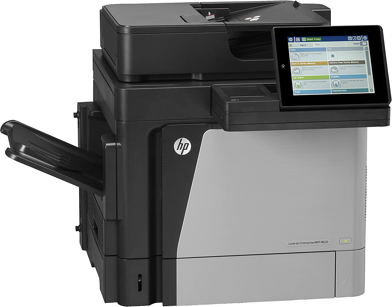 HP Laserjet M630h Laser Multifunction Printer - Monochrome - Plain Paper Print - Desktop P7Z47A#BGJ