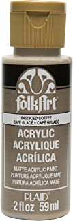 product image for FolkArt Acrylic Paint in Assorted Colors (2 oz), , Iced Coffee