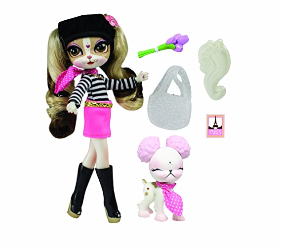 Amazon.es: Pinkie Cooper - Muñeca fashion (Flair Leisure Products 33042): Juguetes y juegos