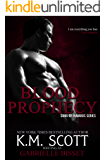 Blood Prophecy (Sons of Navarus #4)