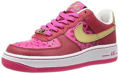Amazon.com: Nike Air Force 1 (GS) Niñas Zapatillas de ...