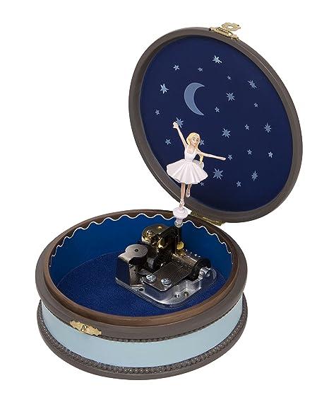 Caja de joyas fetiche de Félicie – Ballerina