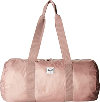 niepokonany x wiele stylów lepszy Herschel Packable Duffles Duffel Bag, Ash Rose, One Size