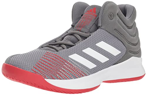 the latest 4a998 a5ca5 adidas Explosive Ignite 2018 (Wide) Shoe Kids Basketball 1 Grey-White