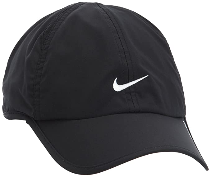 Amazon.com   Nike Dri-Fit Core Running Cap - One Black   Baseball Caps    Clothing 3803a868606