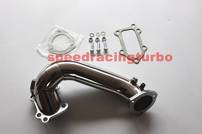 speedracingturbo Escape Downpipe MR2/Celica CT26 Turbo Downpipe 3SGTE SW20: Amazon.es: Coche y moto