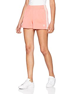 timeless design b2eef 70fe6 adidas 3 Stripes, Pantaloncini Unisex Adulto