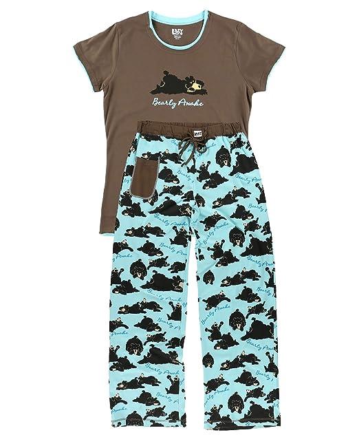 Cute Womens Christmas Pajamas.Women S Pajama Set By Lazyone Cute Ladies Christmas Pajamas