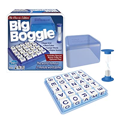 Winning Moves Games Big Boggle, The Classic Edition: Game: Toys & Games