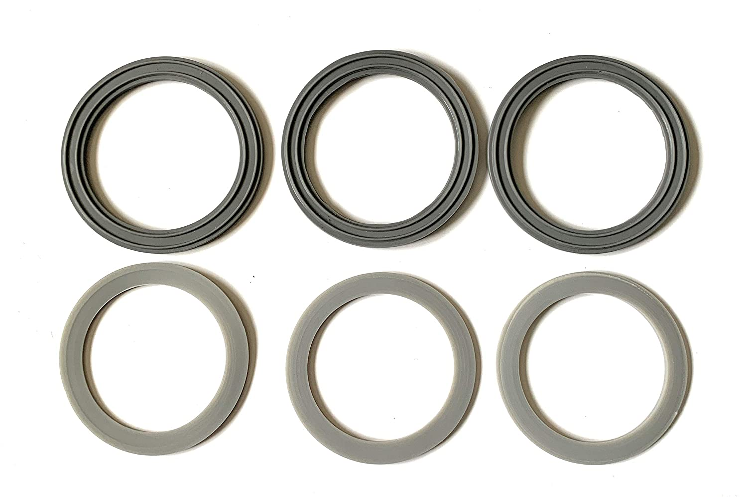 Fab International (3 Pack) Blender Gaskets/Rubber Seal for Black & Decker 381227-00, 132812-07, 09146-1